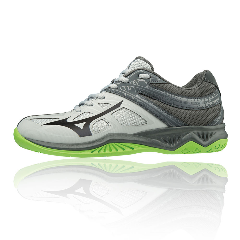 Mizuno Lightning Star Z5 Junior Indoor Court Shoes