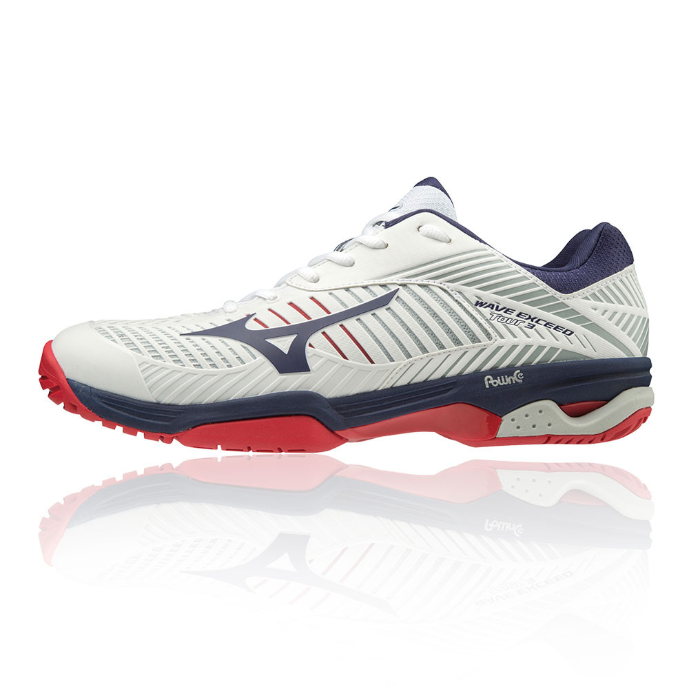 Mizuno Wave Exceed Tour 3 AC Tennis Shoes - AW19
