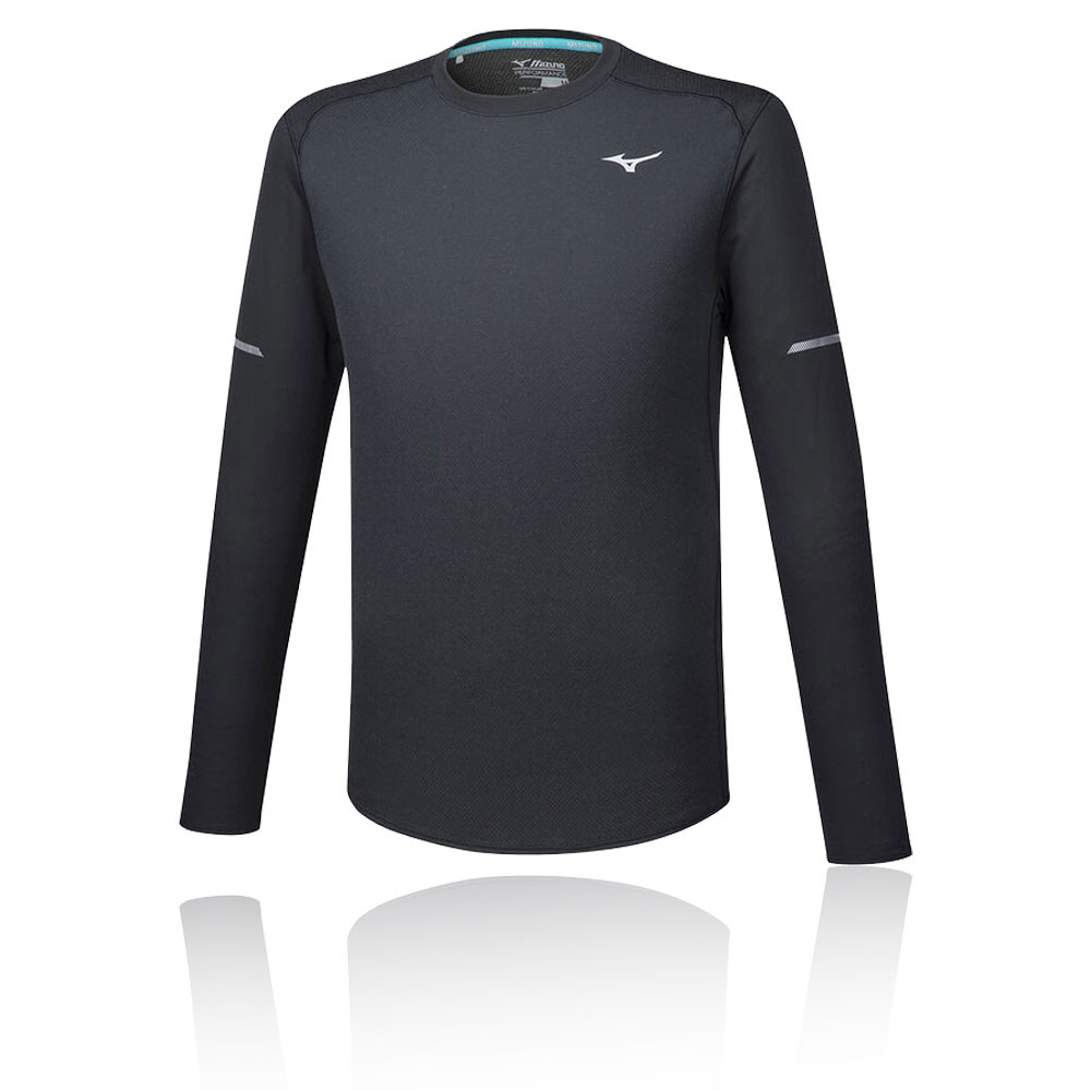 Mizuno Breath Thermo Mesh Long Sleeve Top - AW19