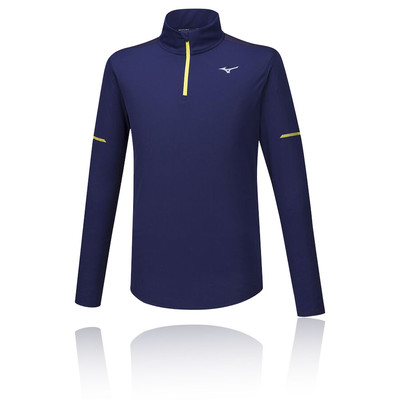 Mizuno Alpha de manga larga HZ Top - AW19
