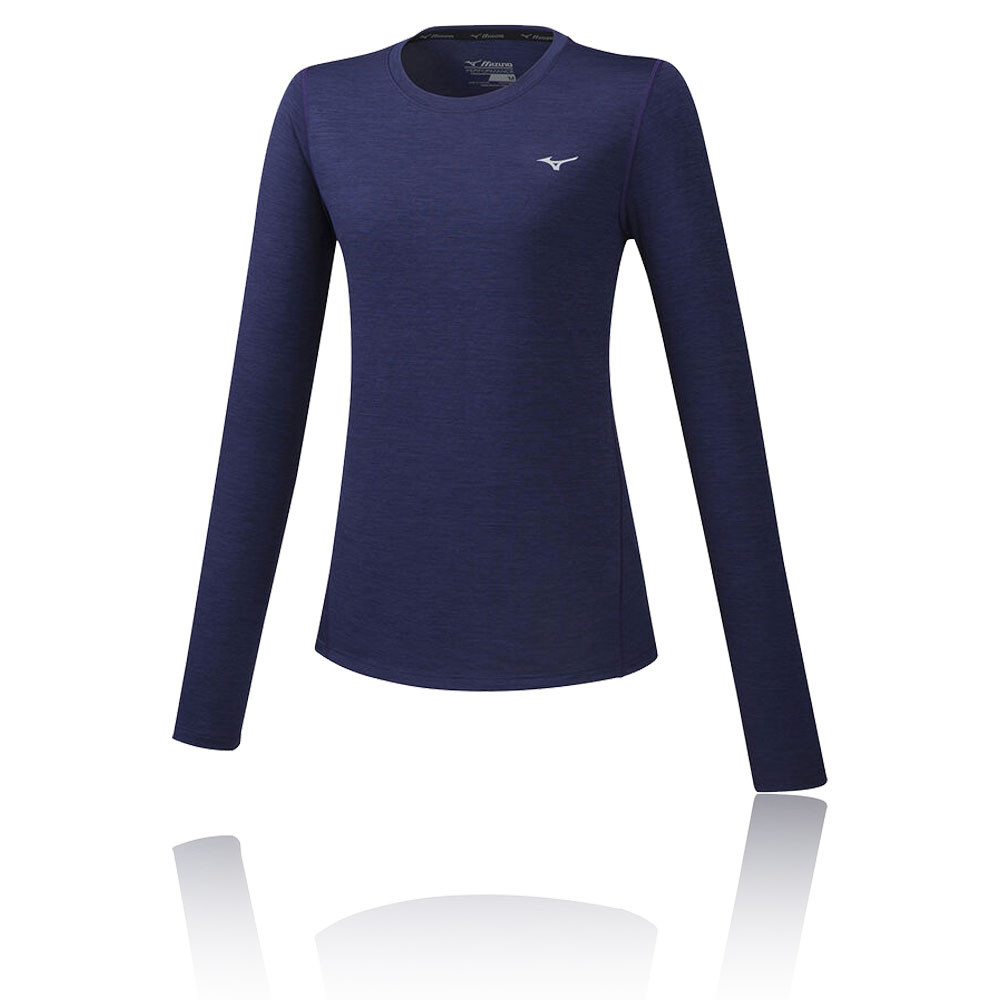 mizuno long sleeve running top