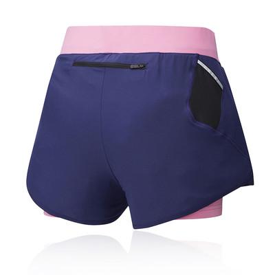 Mizuno Mujin 2in1 4.5 para mujer pantalones cortos - AW19
