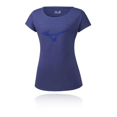 Mizuno Heritage para mujer camiseta de running - AW19
