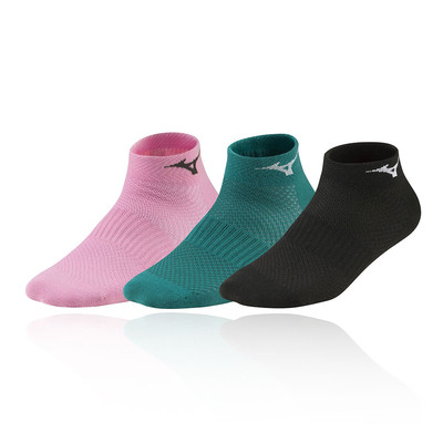 Mizuno Training Mid Socks (3 Pack) - AW19