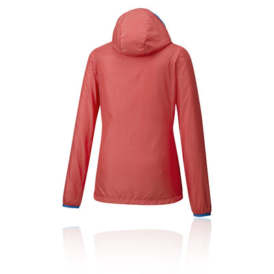 Mizuno Women's Printed Hoody Jacket