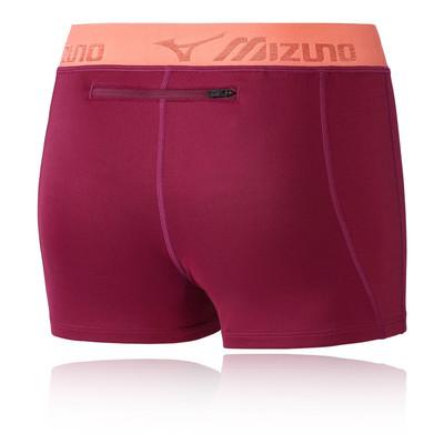 Mizuno para mujer Impulse Core 3in mallas cortas