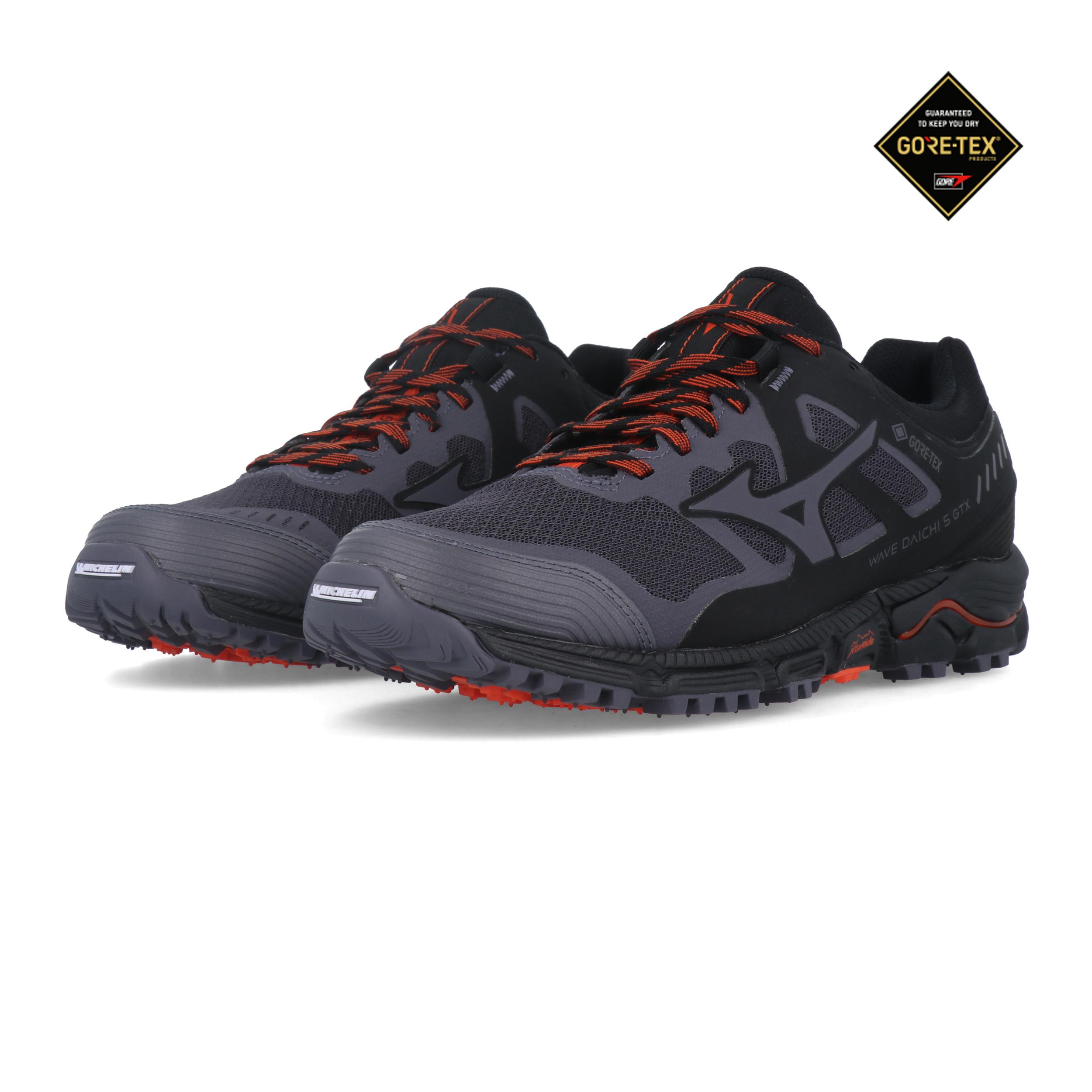 Mizuno Wave Daichi 5 GORE-TEX Trail Running Shoes - SS20
