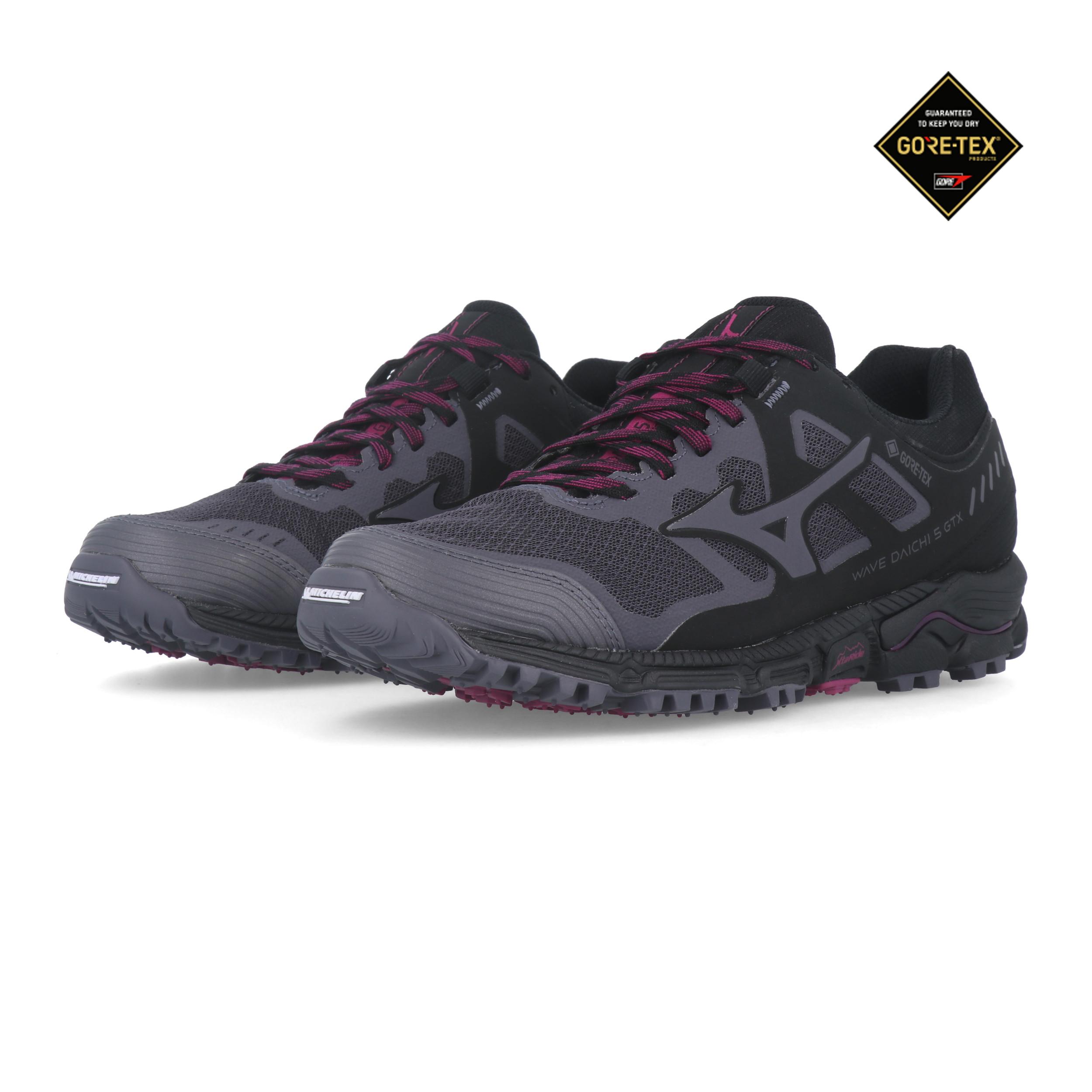 Mizuno Wave Daichi 5 GORE-TEX Women's Trail Running Shoes - SS20