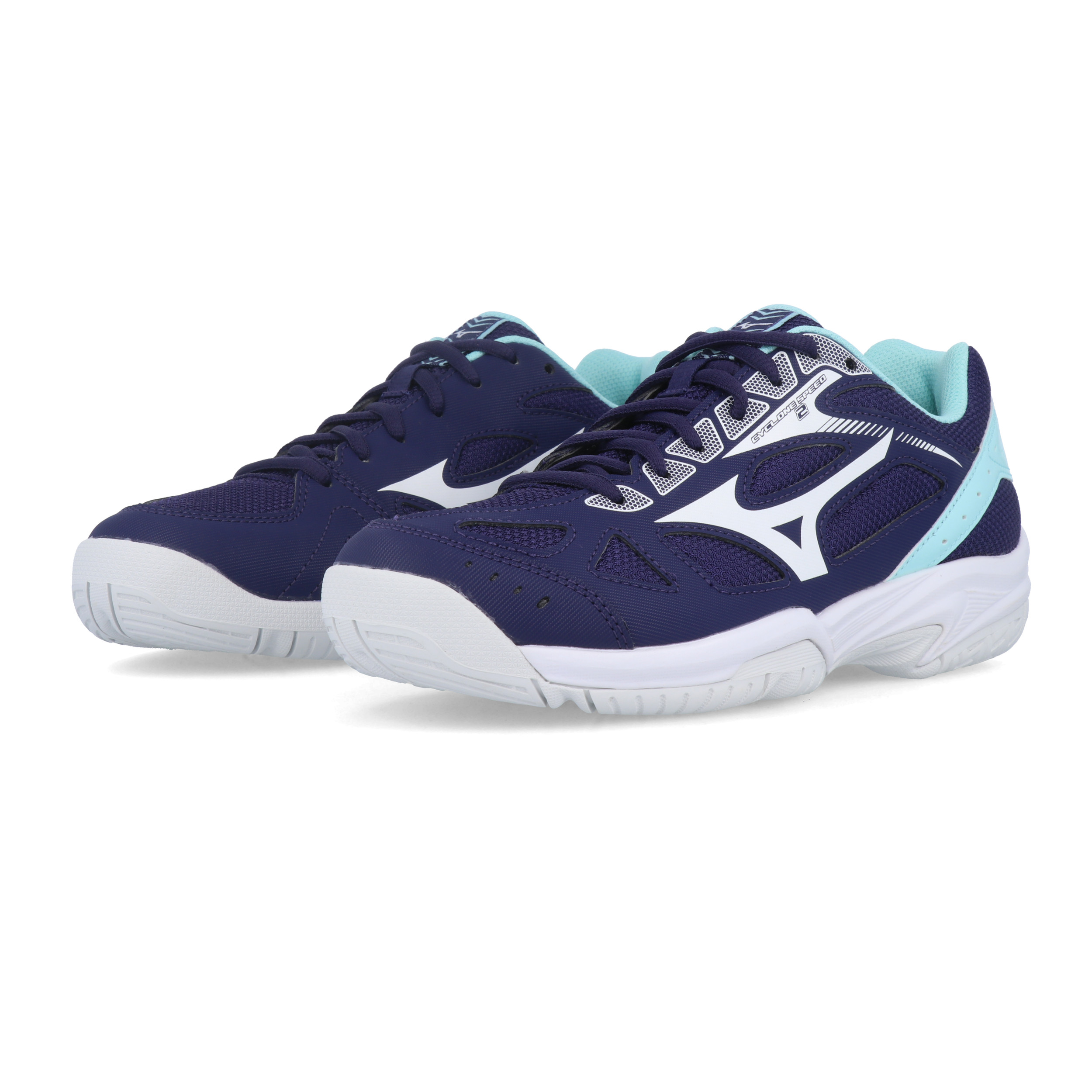 Mizuno Cyclone Speed 2 Women's Indoor Court Shoes - SS20