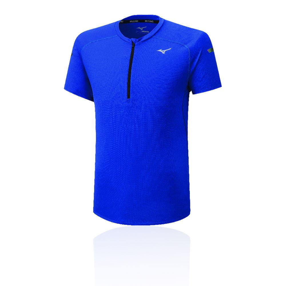 Mizuno Solarcut ER Trail Half Zip T-Shirt - SS20