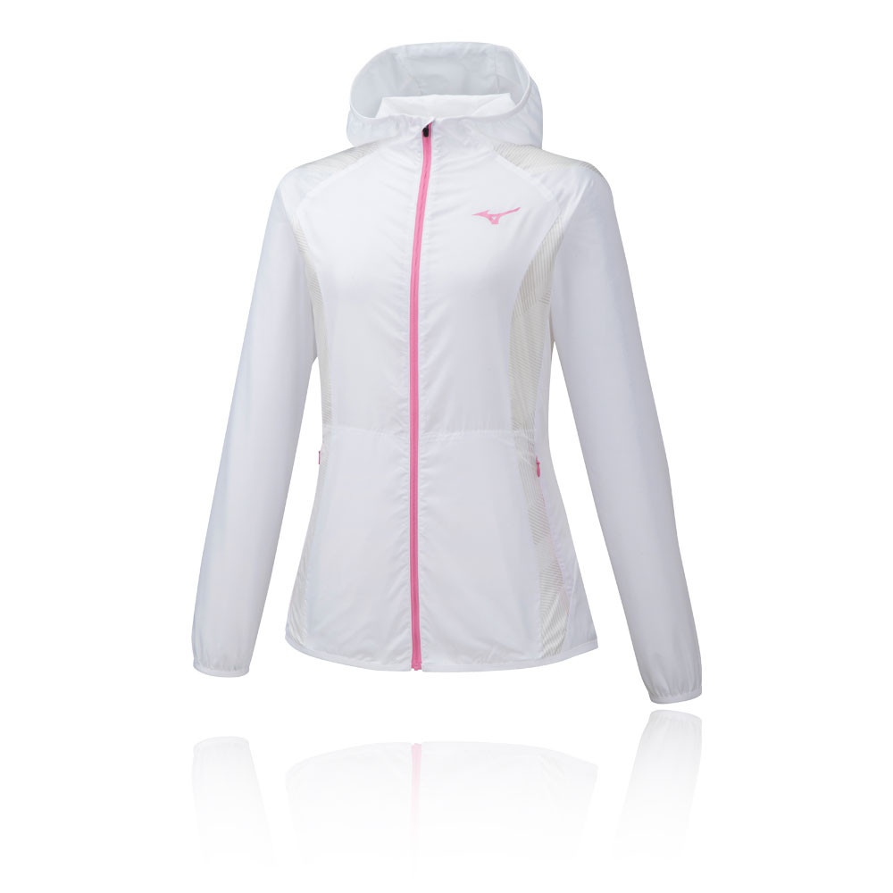 Mizuno Printed Hooded Women's Jacket