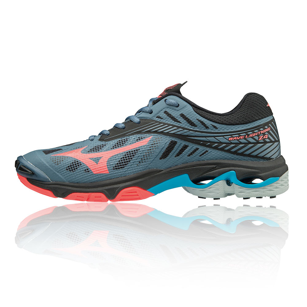 Mizuno Wave Lightning Z4 Damen Indoor-Hallenschuhe