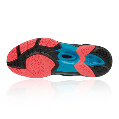 Mizuno Wave Hurricane 3 femmes chaussures de sport en salle