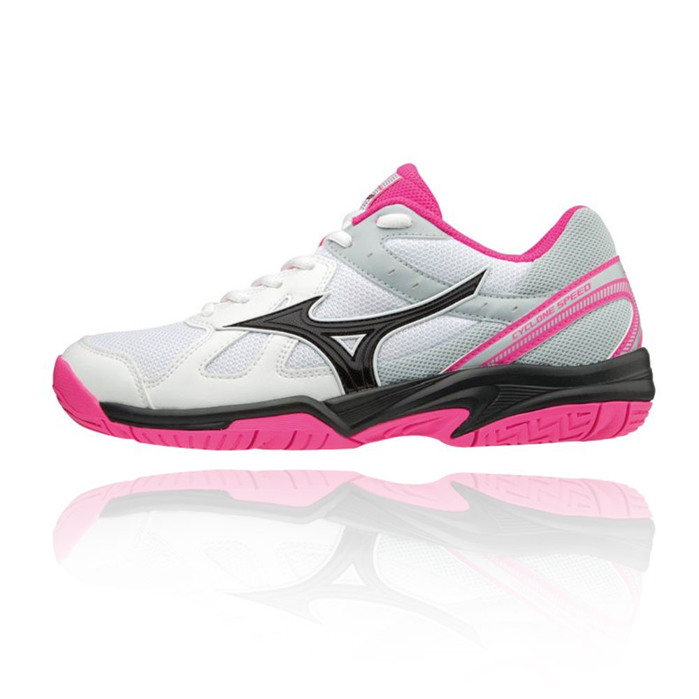Mizuno Cyclone Speed Junior Indoor Court Shoe