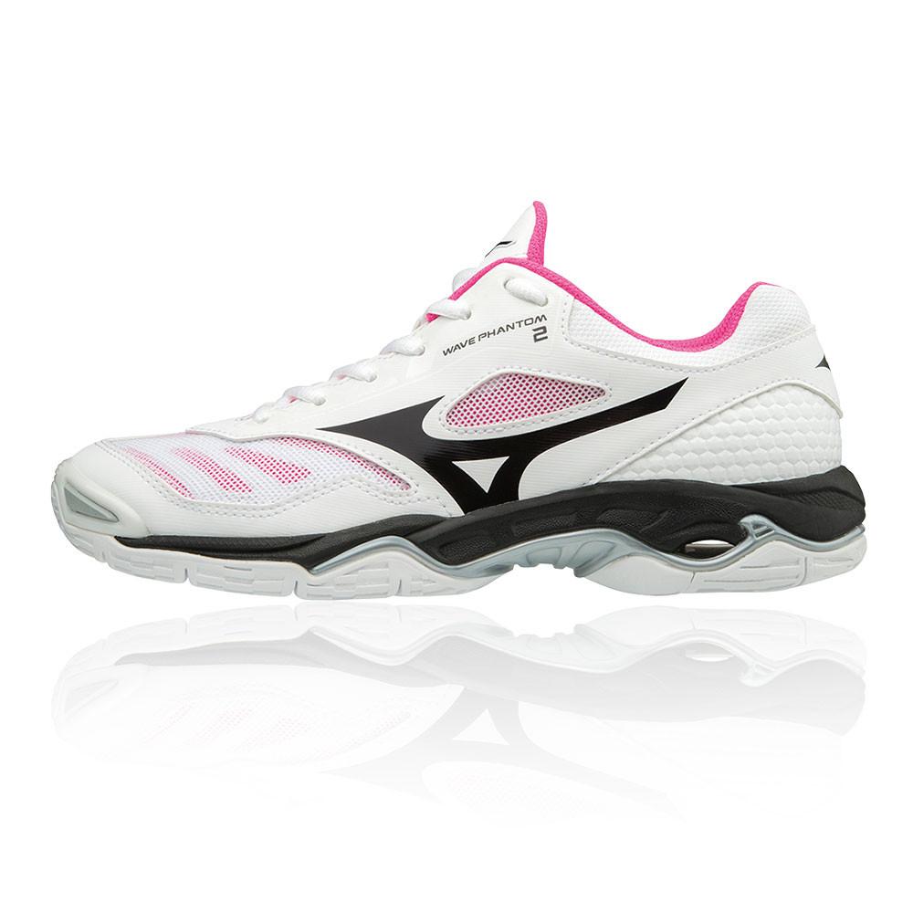 Mizuno Wave Phantom 2 femmes chaussures de sport en salle