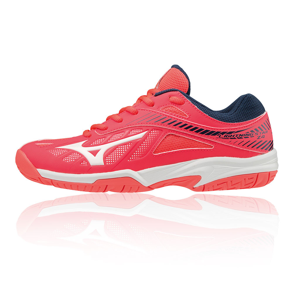 Mizuno Lightning Star Z4 Junior Indoor Court Shoes