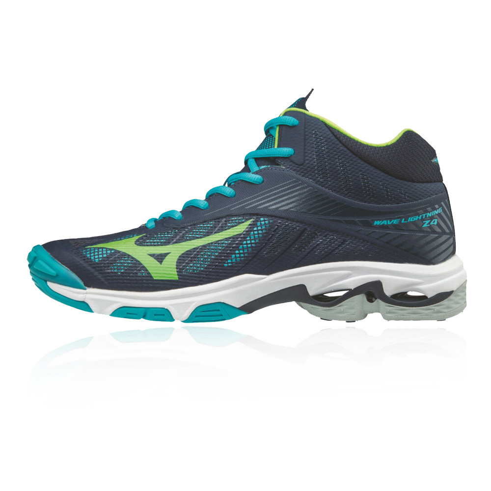 Mizuno Wave Lightning Z4 Mid Court Shoes