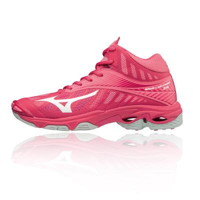 Mizuno Wave Lightning Z4MID femmes chaussures de sport en salle