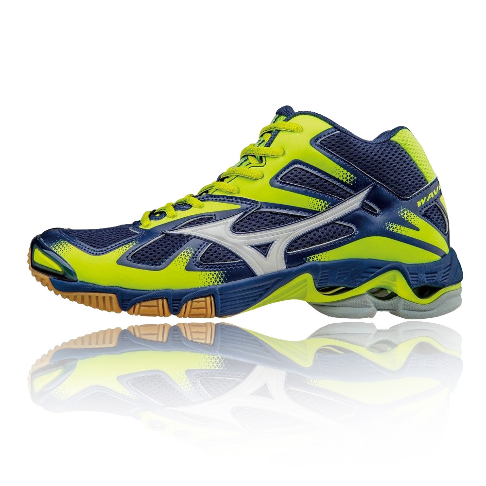 Mizuno Wave Bolt 5 Mid Indoor Court Shoes