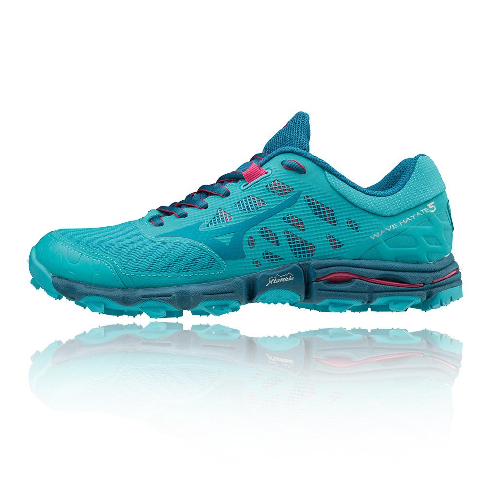 Mizuno Wave Hayate 5 Women's Trail Running Shoes