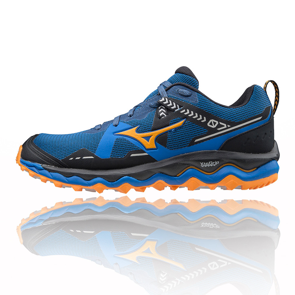 Mizuno Wave Mujin 7 Trail Running Shoes - AW20