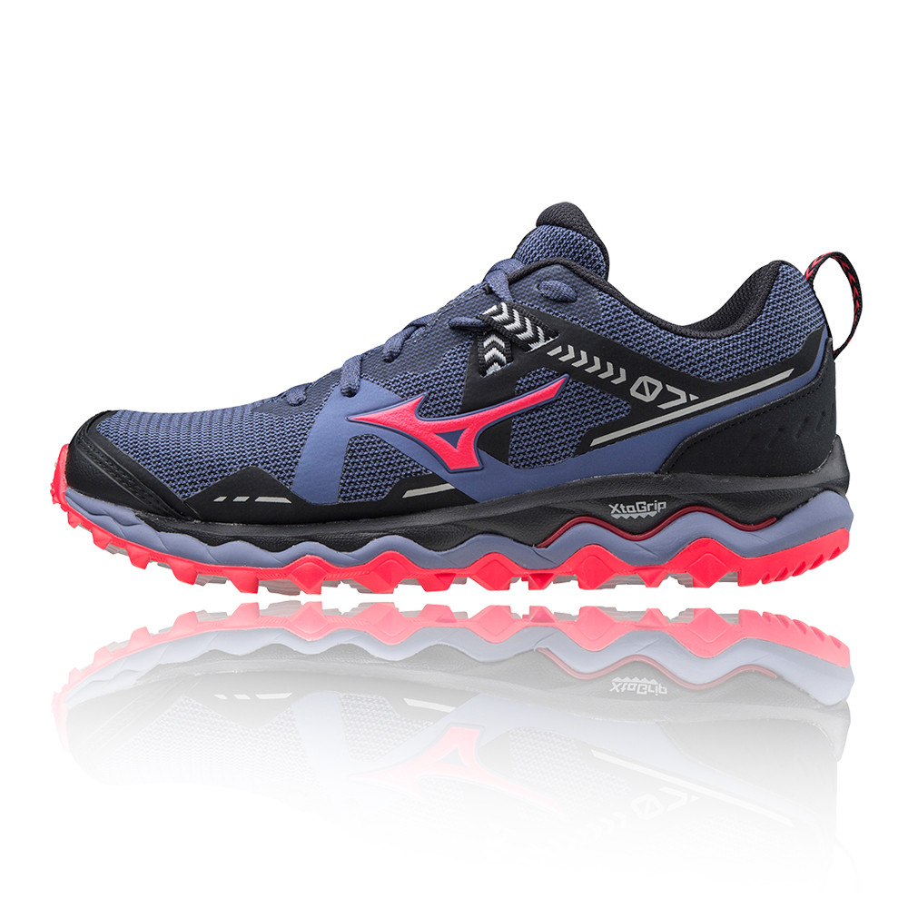 Mizuno Wave Mujin 7 Women's Running Shoes - AW20