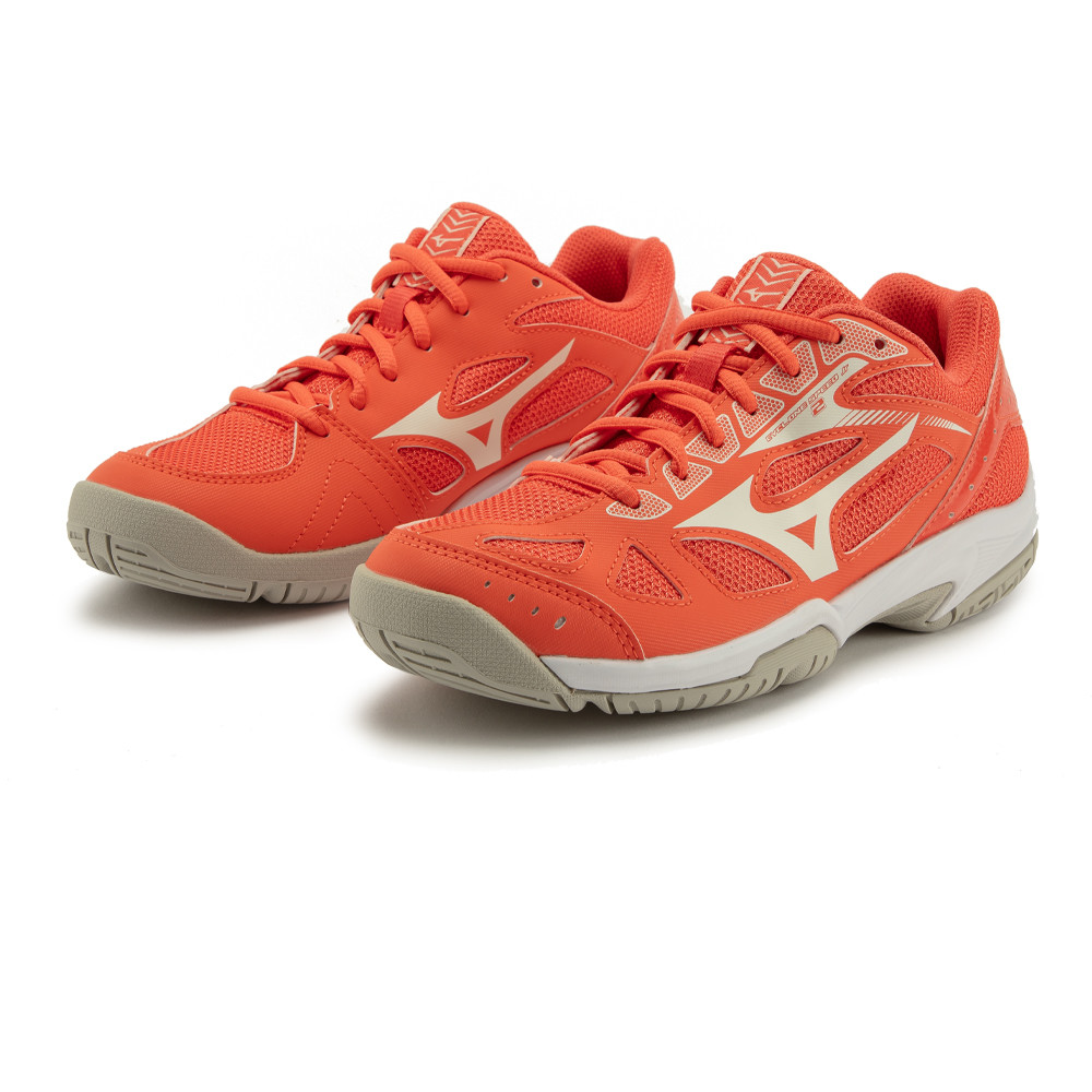 Mizuno Cyclone Speed 2 Junior Indoor Court Shoes - AW20