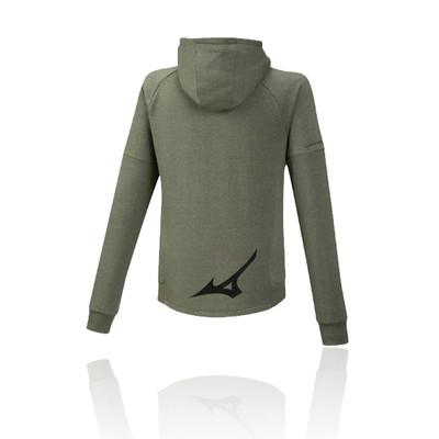 Mizuno Athletic Zip Hooded Jacket - AW20