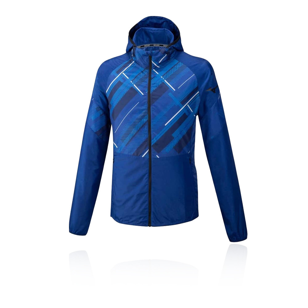 Mizuno Printed Hooded Jacket - AW20