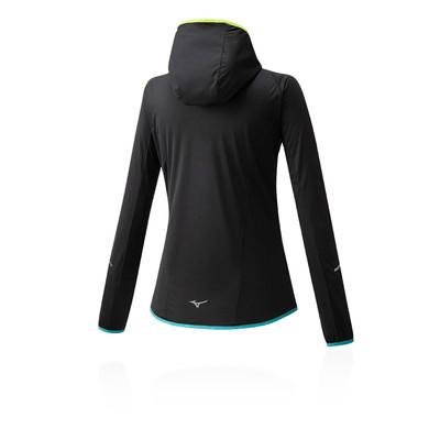 Mizuno Hybrid BT per donna giacca con cappuccio da running - AW20