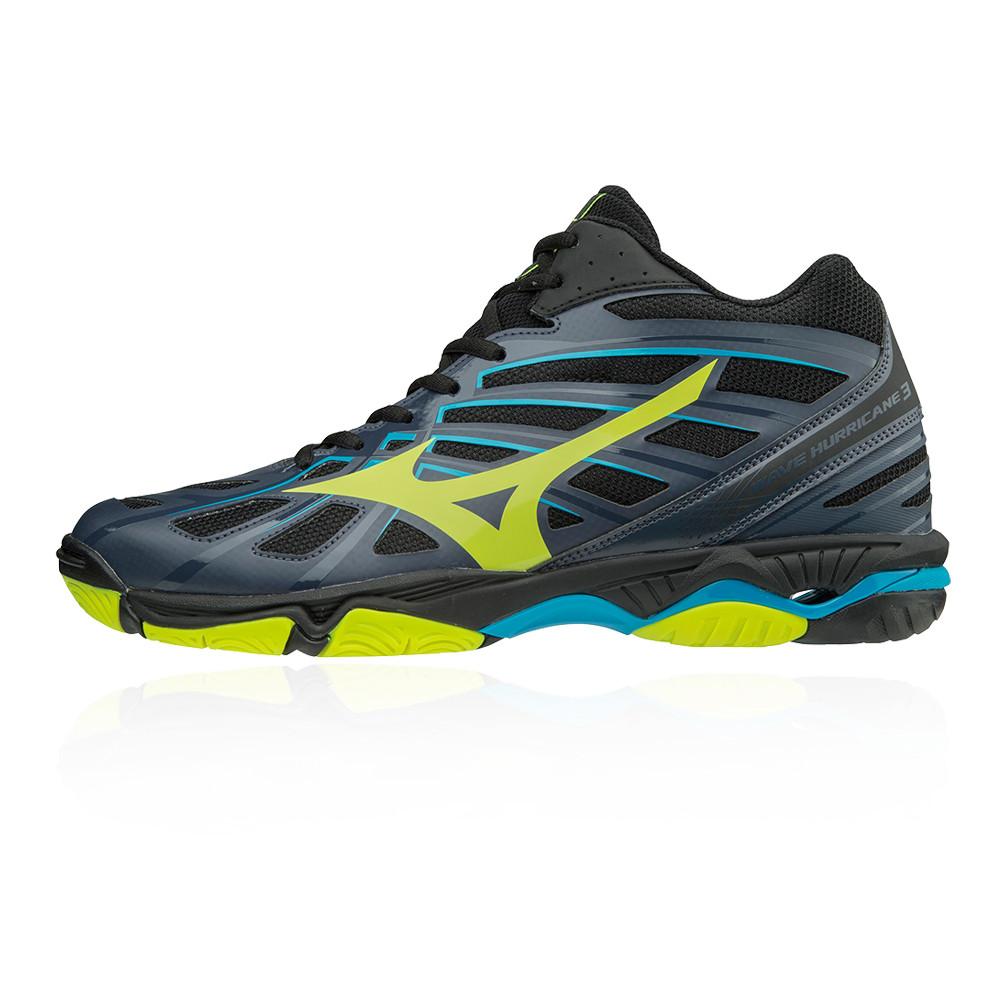 Mizuno Wave Hurricane 3 MID Court Shoe