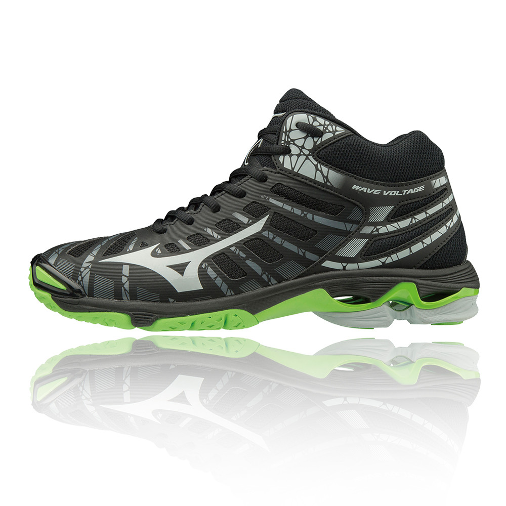 Mizuno Wave Voltage Mid Court Shoes