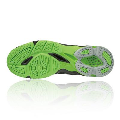 Mizuno Wave Voltage Mid scarpe sportive per l'esterno
