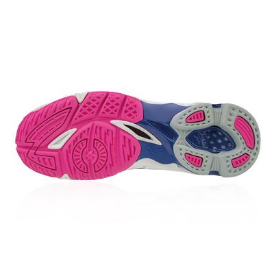 Mizuno Wave Voltage Mid per donna scarpe sportive per l'esterno