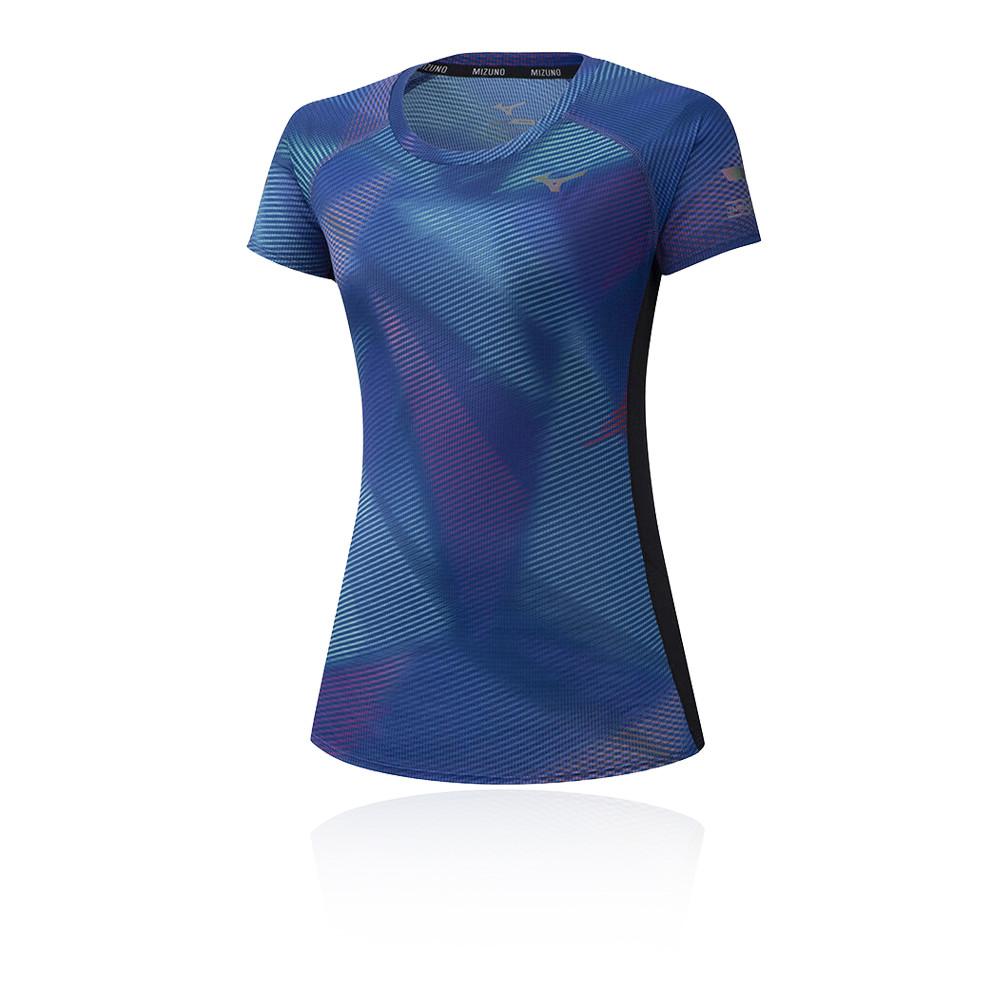 Mizuno Aero Graphic femmes t-shirt de running