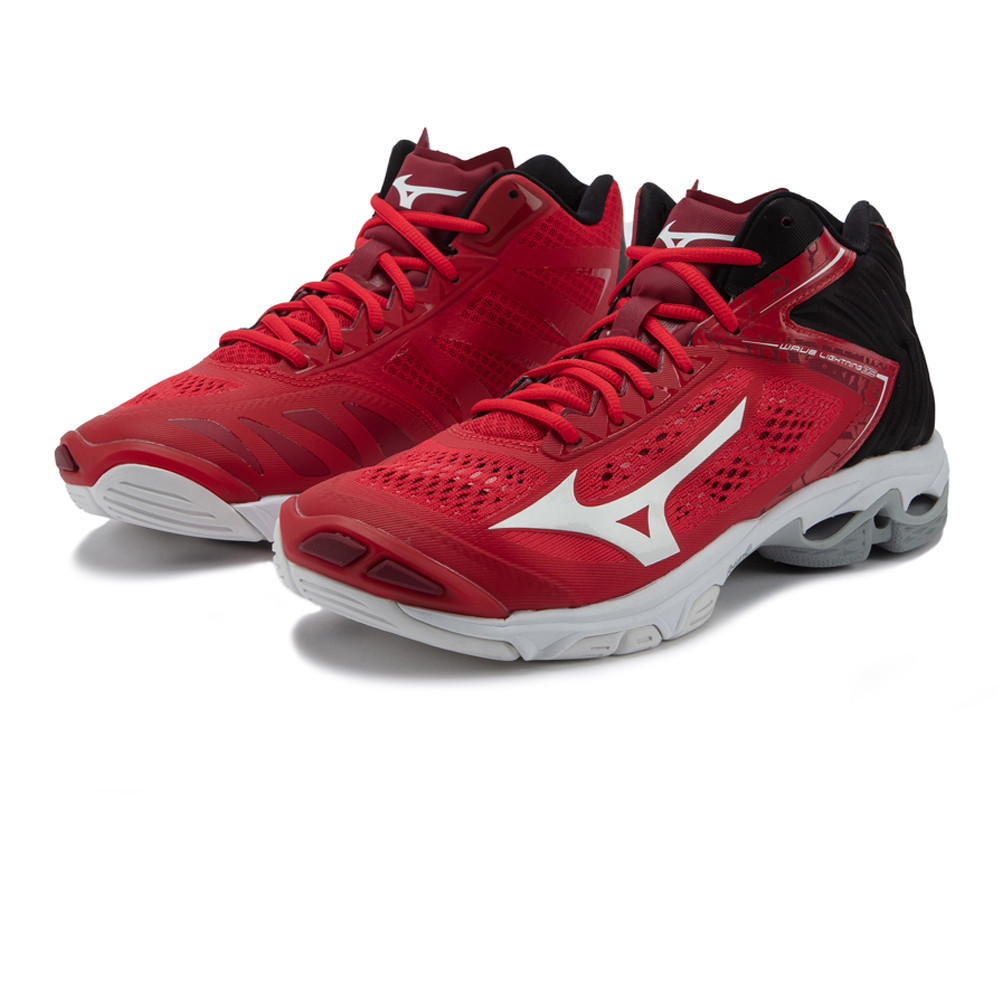 Mizuno Wave Lightning Z5 Mid scarpe sportive per l'interno
