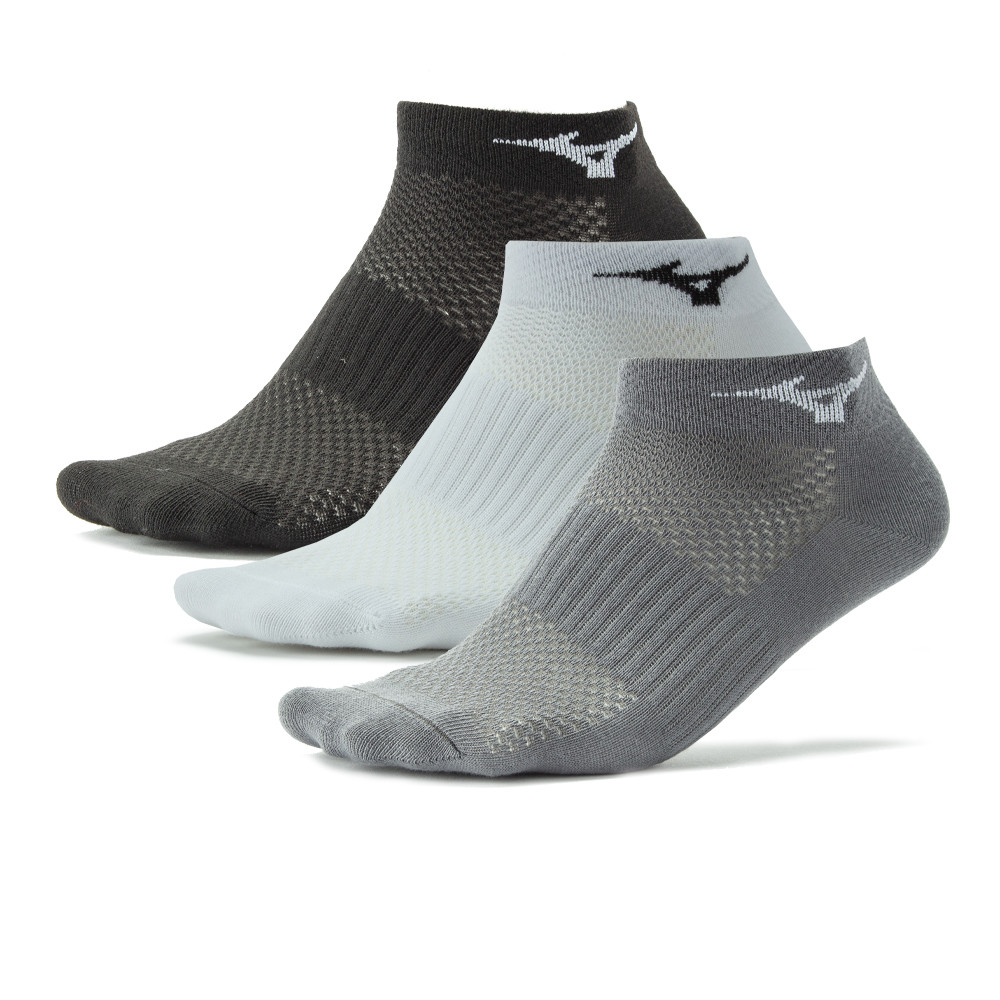 Mizuno Training Mid chaussettes (3-Pack) - SS21