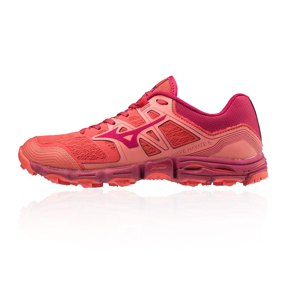 Mizuno Wave Hayate 6 para mujer trail zapatillas de running