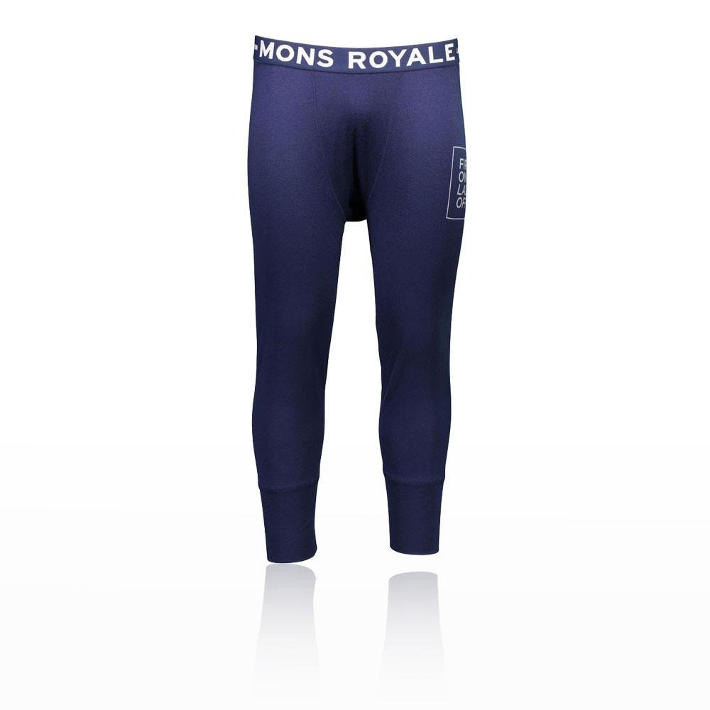 Mons Royale Shaun-off 3/4 Long John