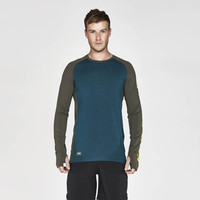 Mons Royale Temple Tech LS Top - SS18