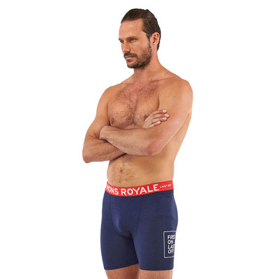 Mons Royale Hold'Em Boxer shorts - SS19