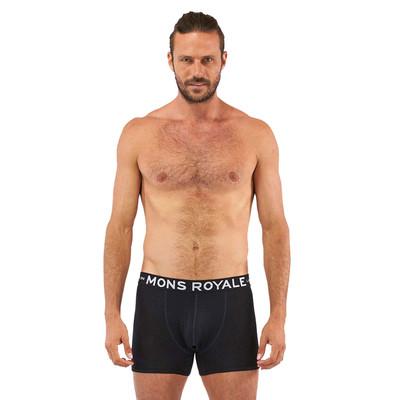 Mons Royale Hold'Em Shorty Boxer Shorts - SS19