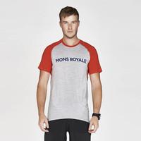 Mons Royale Temple Raglan Tech T-Shirt - SS18