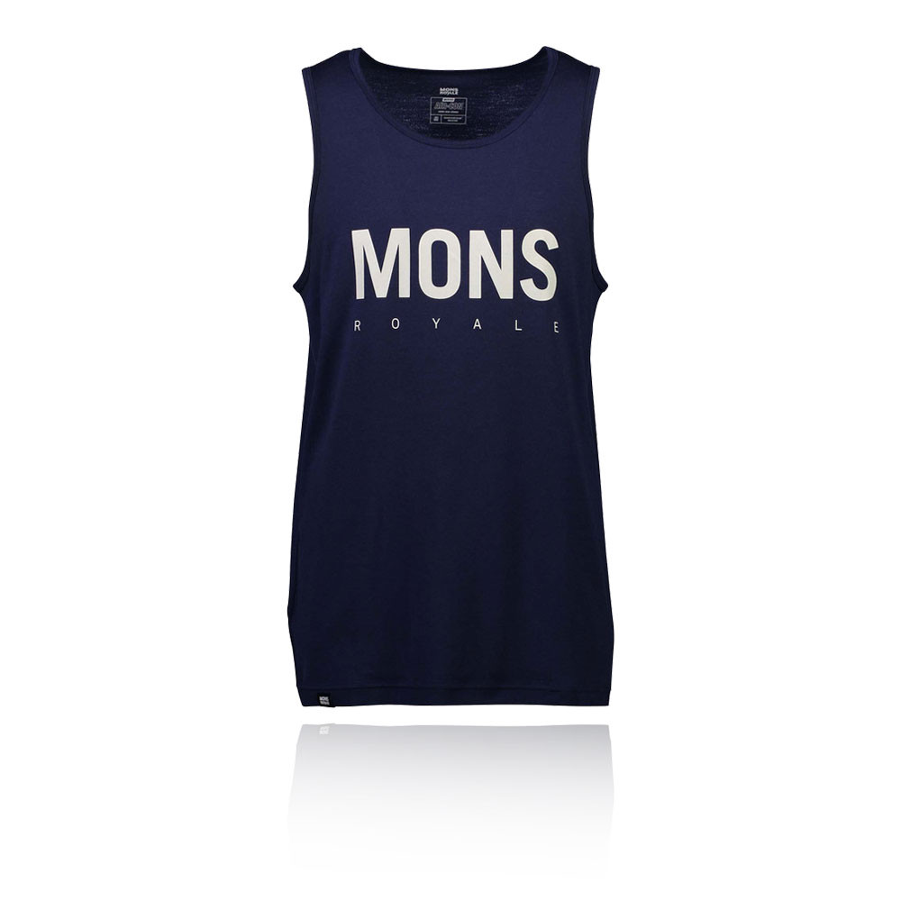 Mons Royale ICON Singlet - SS19