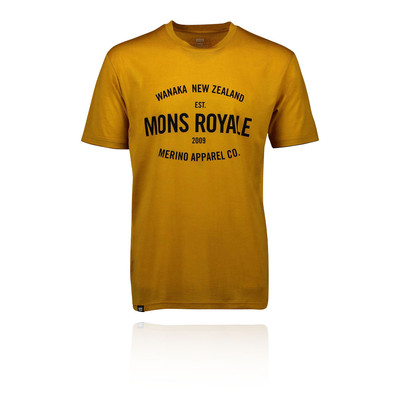 Mons Royale ICON T-Shirt - SS19