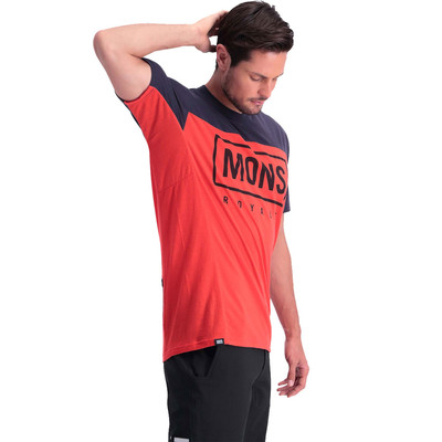 Mons Royale Redwood Enduro VT T-Shirt - SS19