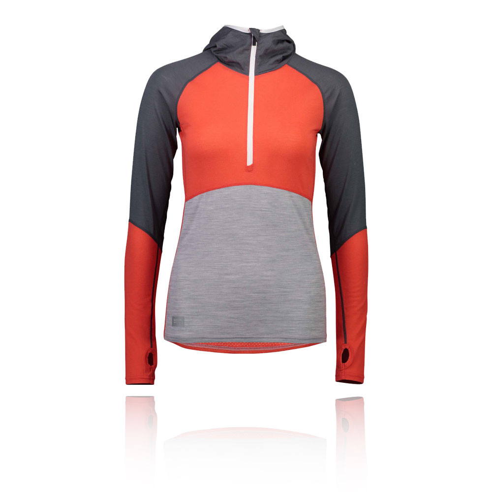 Mons Royale Bella Tech Women's Hooded Top - AW19