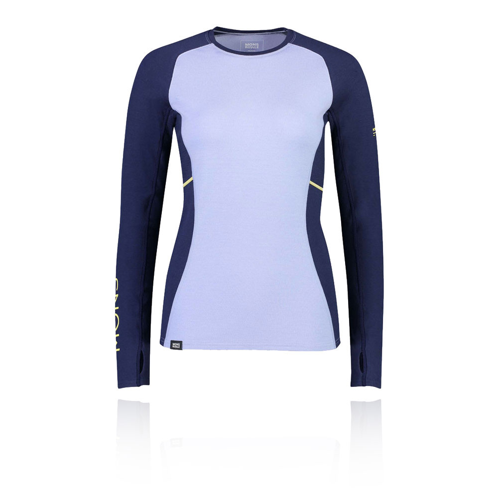 AW19 Mons Royale Olympus 3.0 Womens Top