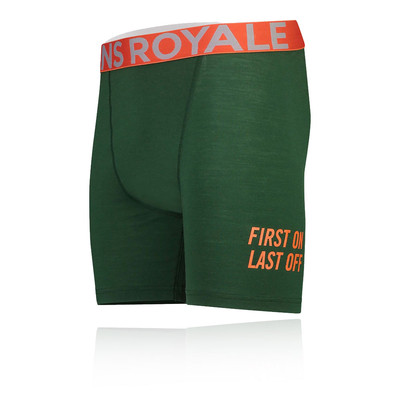 Mons Royale Hold 'em Boxers - AW19