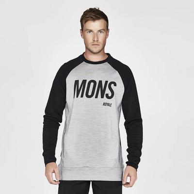 Mons Royale Covert Tech Sweatshirt